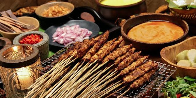 6 Kuliner Indonesia yang Mendunia, Lezat dan Menggugah Selera